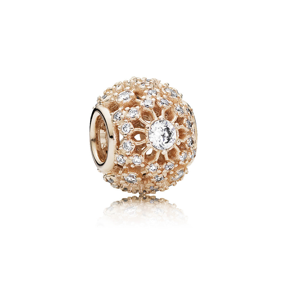 An inner radiance bead by Pandora.