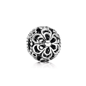 Picking daisies charm by Pandora.