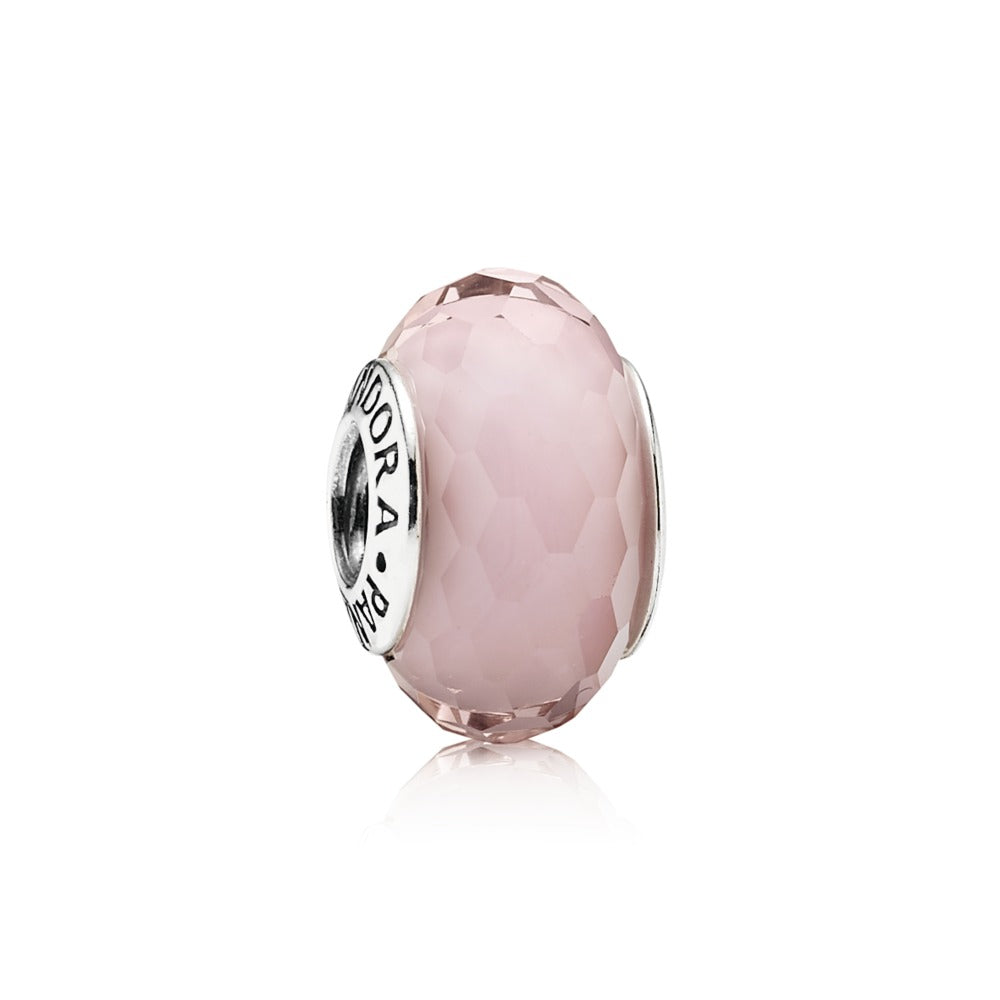 Fascinating Pink charm by Pandora.