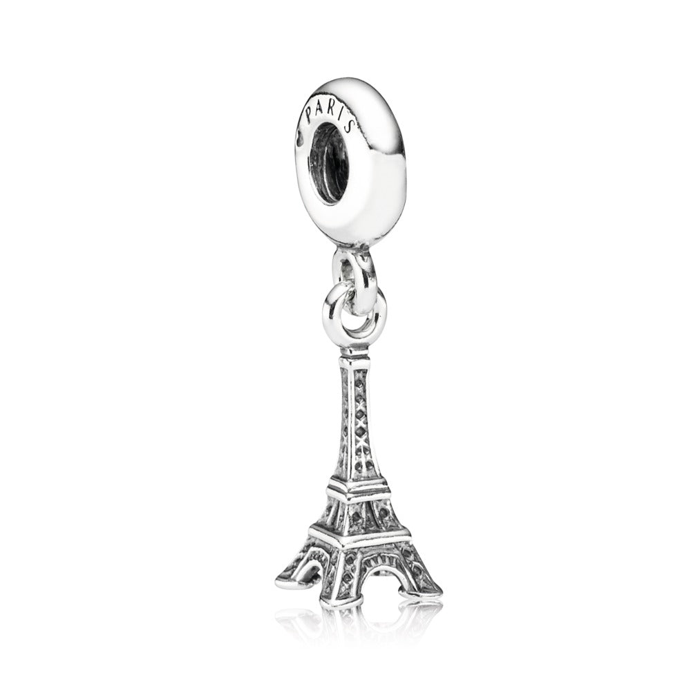 Eiffel Tower charm by Pandora.