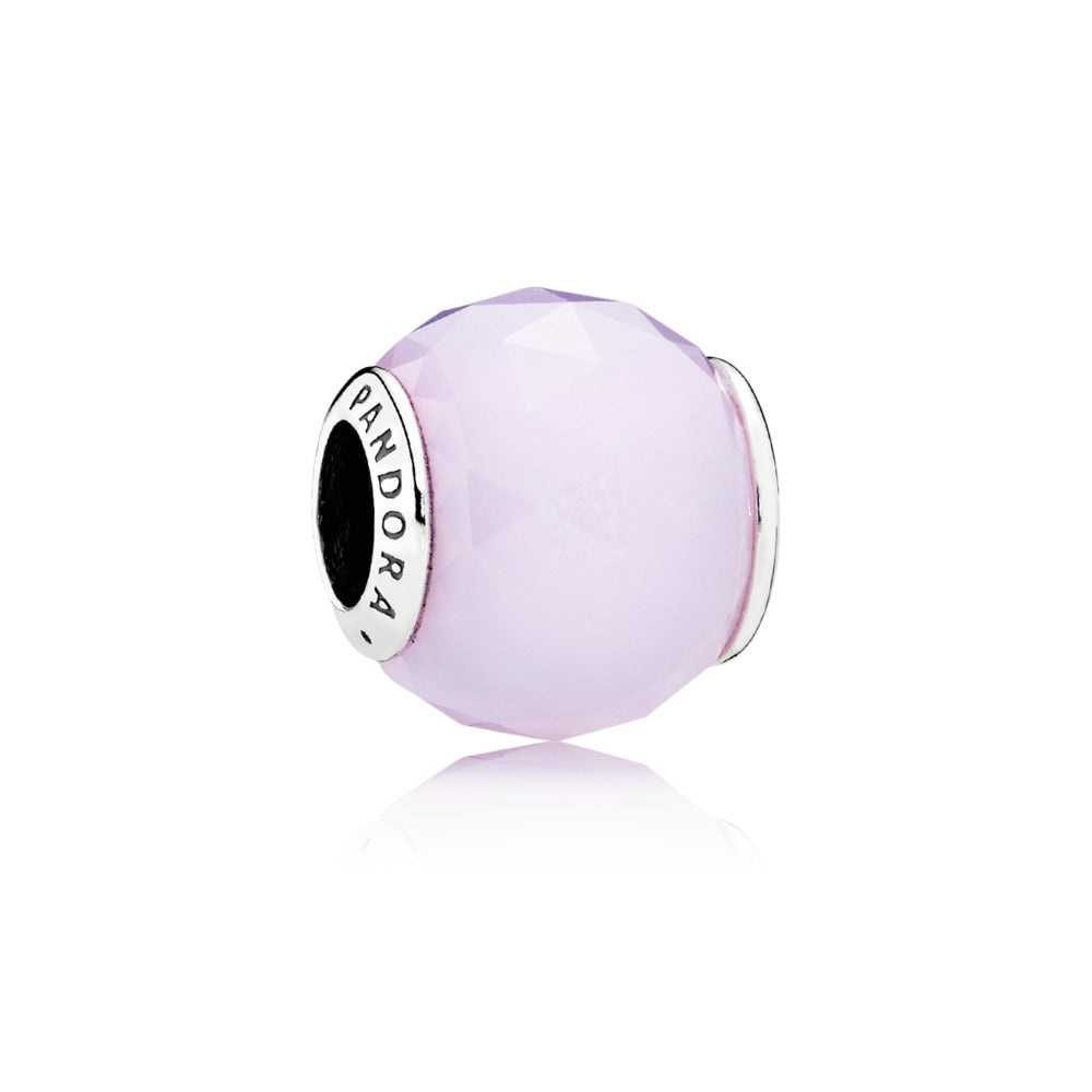 Opalescent Pink Charm by Pandora Jewelry Santa Fe.