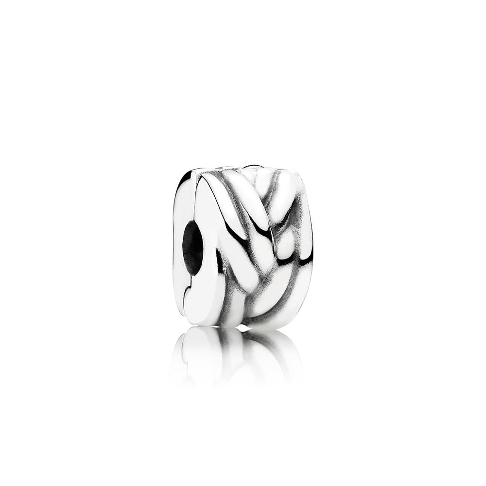 A Braided Charm by Pandora here in Santa Fe.