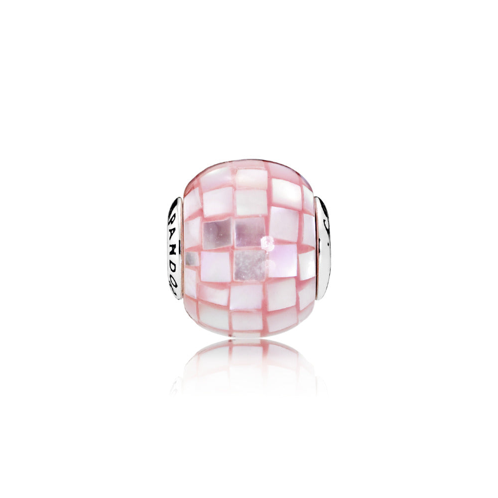COMPASSION ESSENCE COLLECTION with Pink Mother-of-Pearl Mosaic