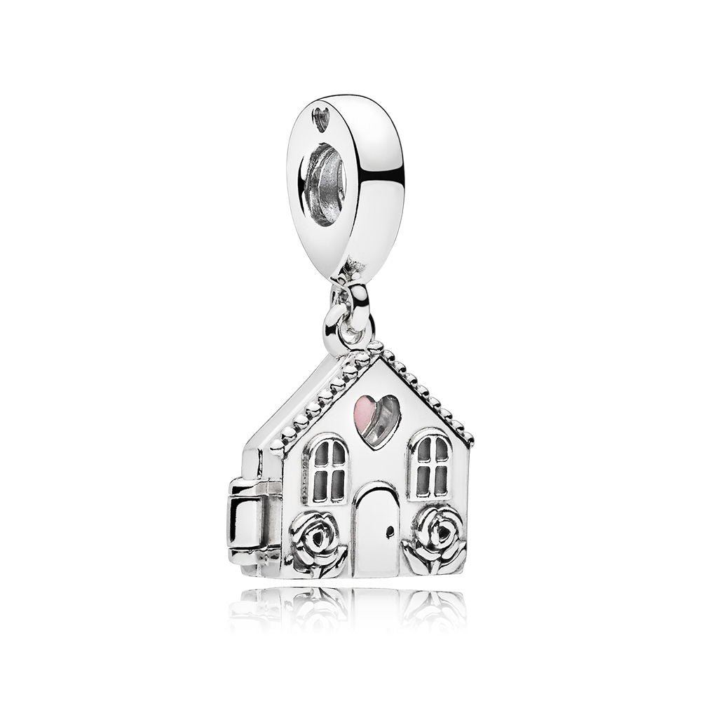 A charm of a perfect home by Pandora.