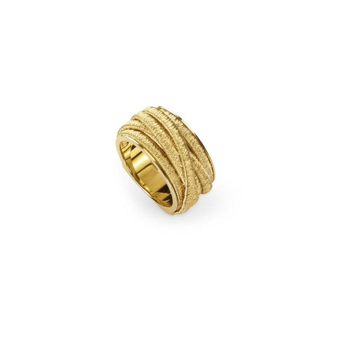 A Marco Bicego ring part of the Cairo Collection Santa Fe Jewelry.