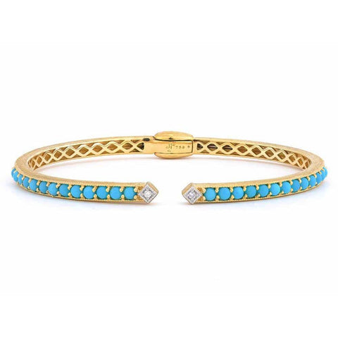 A jude frances bangle from her lisse collection Santa Fe Jewelry