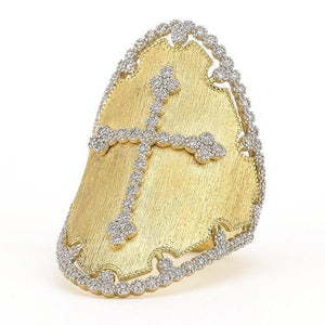 Jude Frances 18k Diamond ring