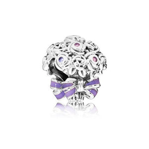 A Bouquet charm by Pandora Jewelry Santa Fe.