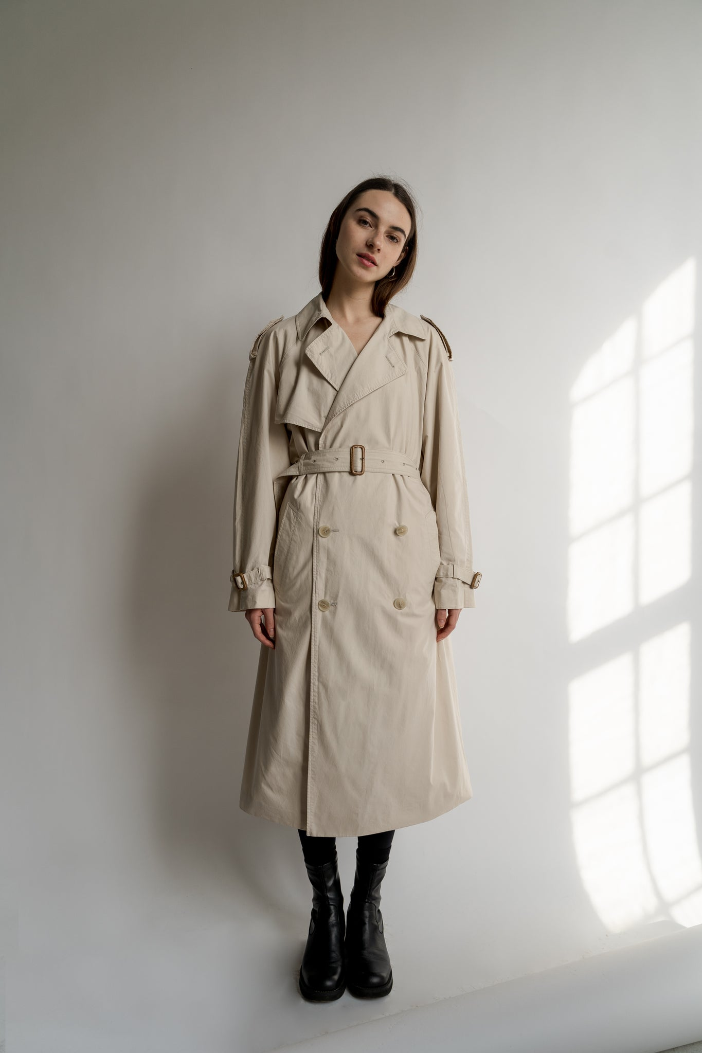 Trenchcoat Living On The Edge