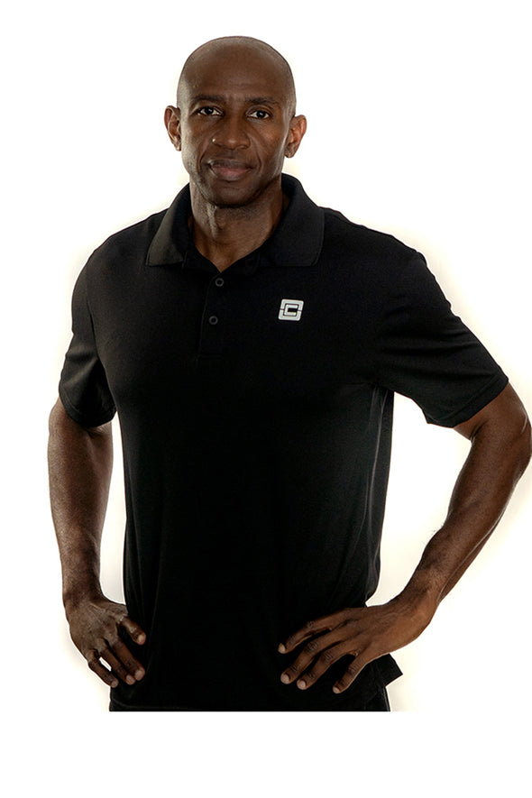 Men's Polo Black