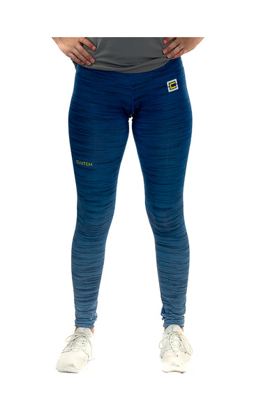 Youth/Junior's Full Length Legging Blue