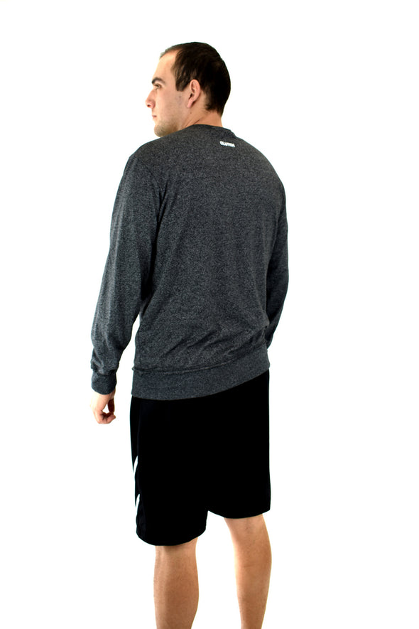 Men's French Terry Sweat Onyx