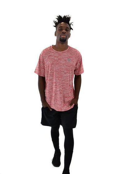 Men's Ripple T-Shirt Scarlet