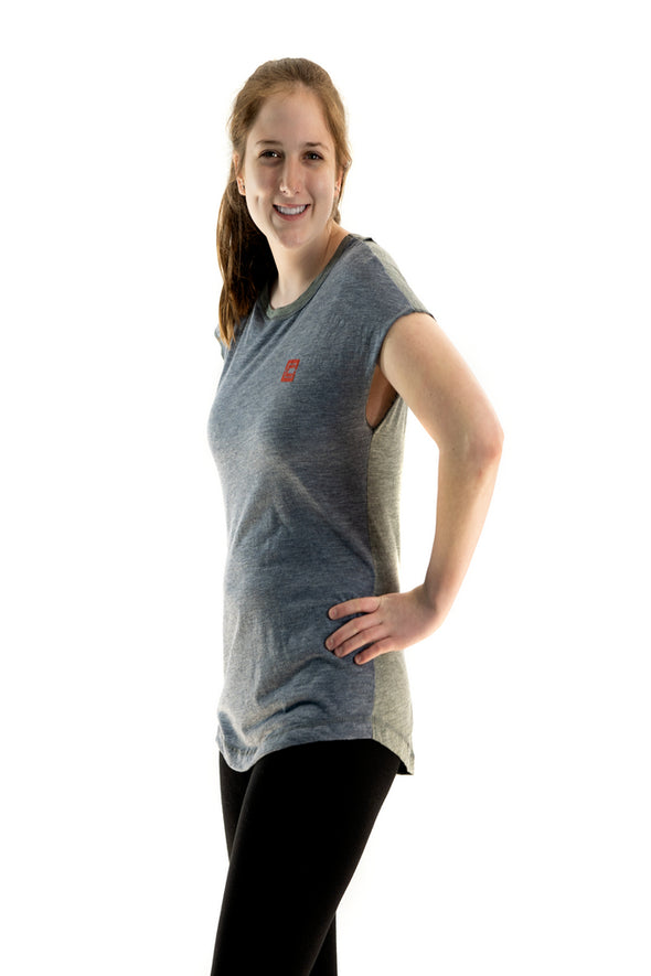 Women's Sensation Tee Navy
