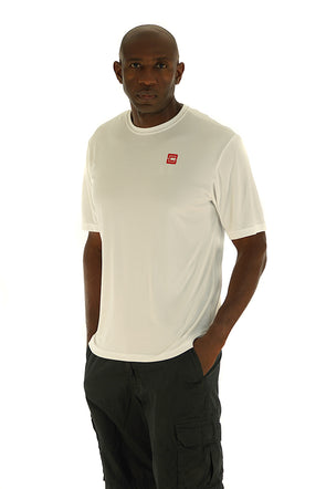 KIDS IN NEED FOUNDATION - Men's Crew Neck T-Shirt White