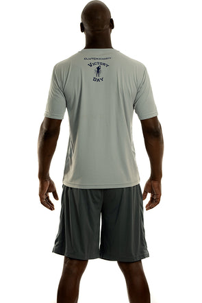VICTORY DAY - Men's T-Shirt Gray