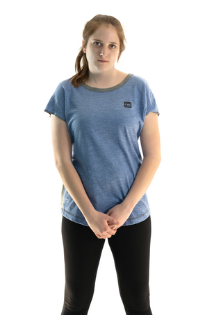 Women's Sensation Tee Royal