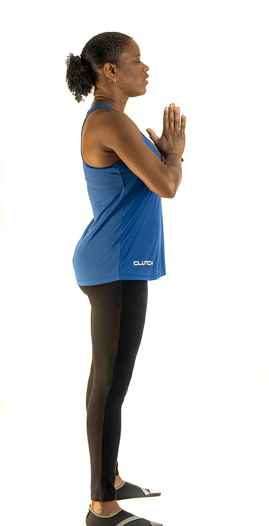 Women's Racerback Tank True Royal