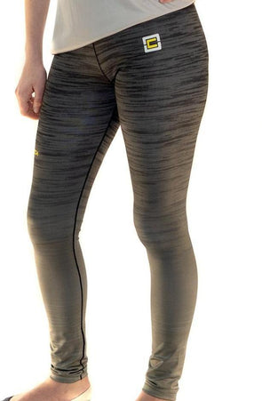 Youth/Junior's Full Length Legging Gray