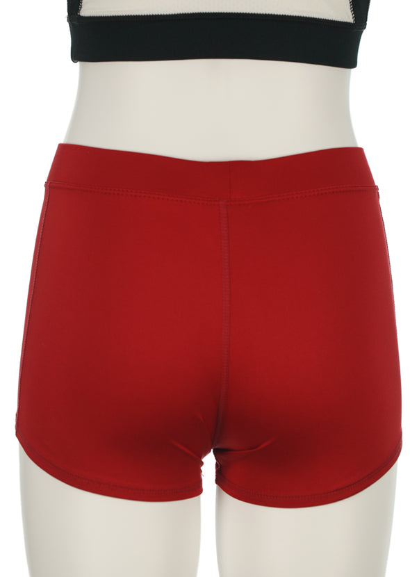 "Women's Dare Shorts 2.5"" Red"