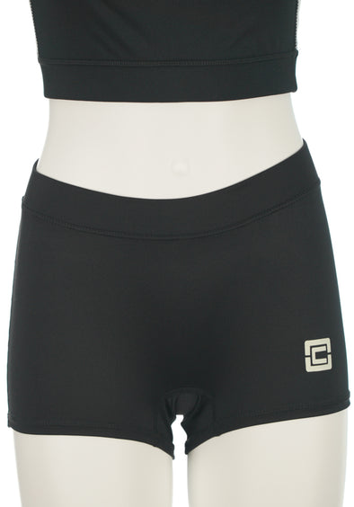 "Women's Dare Shorts 2.5"" Black"