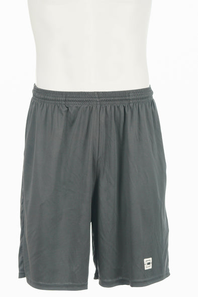 Men's Competitor Pocketed Shorts Gray