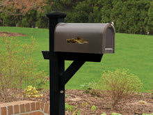 Flathead Catfish Mailbox Decal