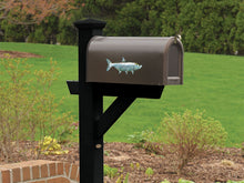 Tarpon Mailbox Decal