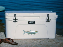 tarpon cooler decal