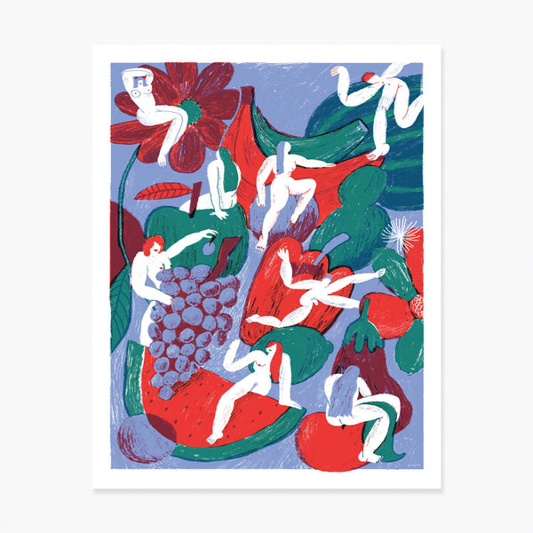 Slowdown Studio Art Print - Paseo