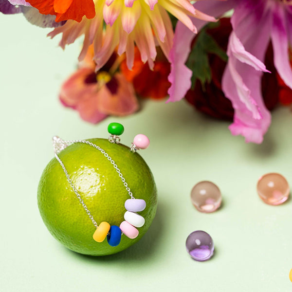 Emily Green - Setagaya Mini Bead Necklace