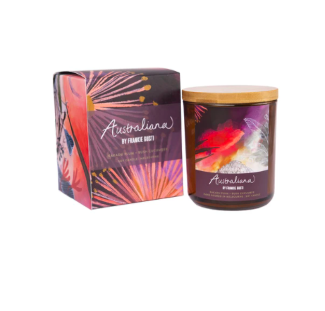 Frankie Gusti - Australiana Candles - Kakadu Plum and Bush Cucumber