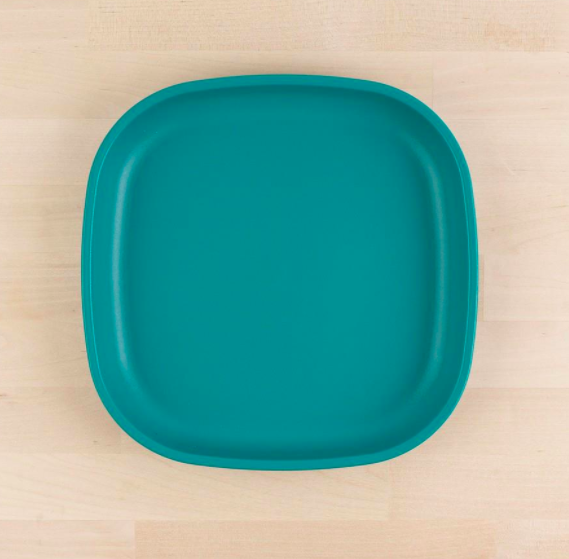Re-Play - Flat Plate - Teal