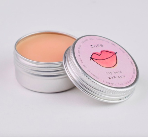 Bon Lux - Lip Balm - Rose