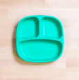Re-Play - Divided Plate - Aqua
