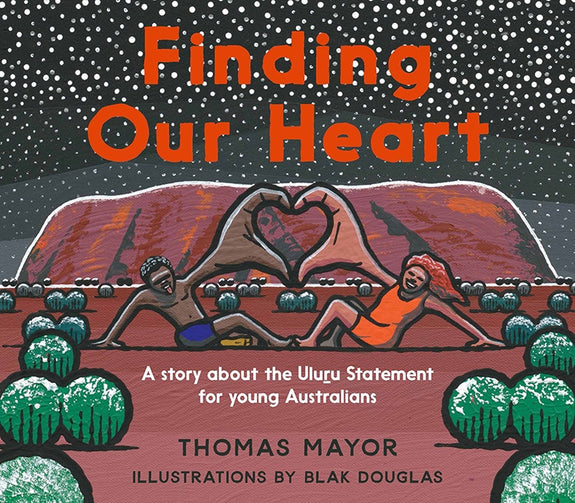 Finding Our Heart By Thomas Mayor