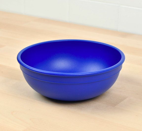 Re-Play - Large Bowl - Navy