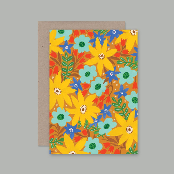AHD greetings cards - Floral