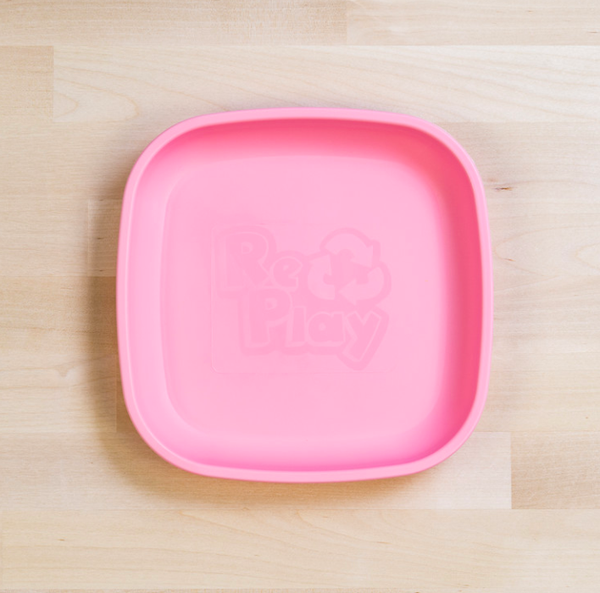 Re-Play - Flat Plate - Baby Pink