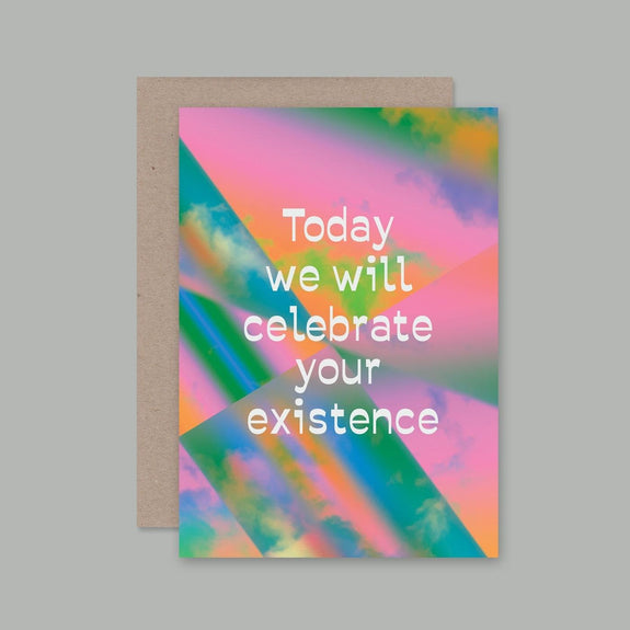 AHD greetings cards - Celebrate