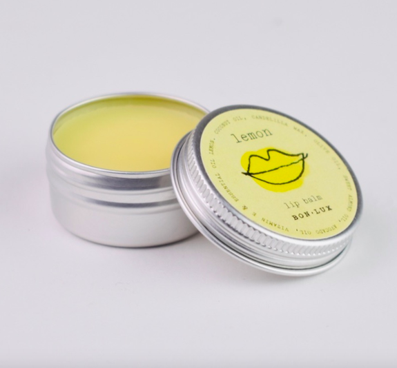 Bon Lux - Lip Balm - Lemon