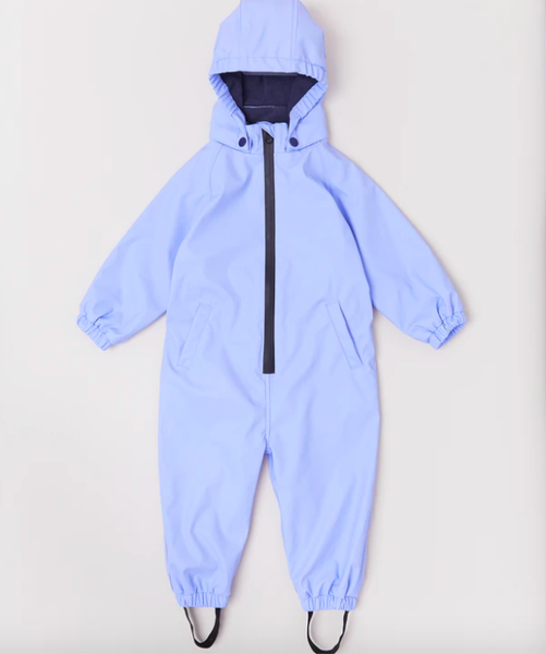 Rainkoat - Snowsuit - Lavender