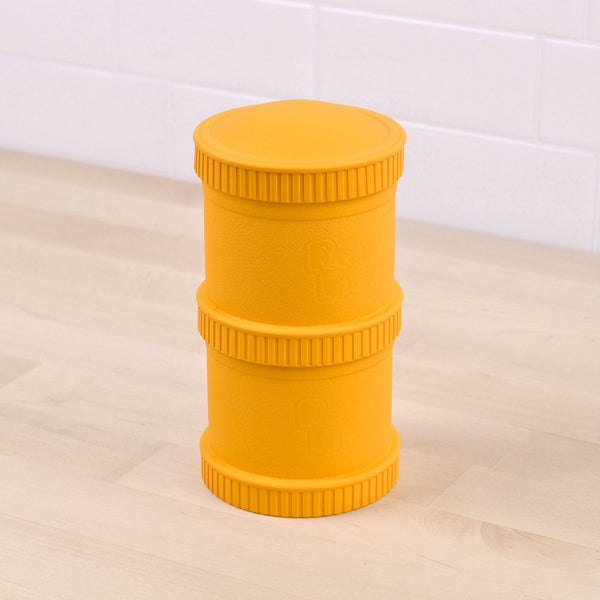 Re-Play - Snack Stack - Sunny Yellow