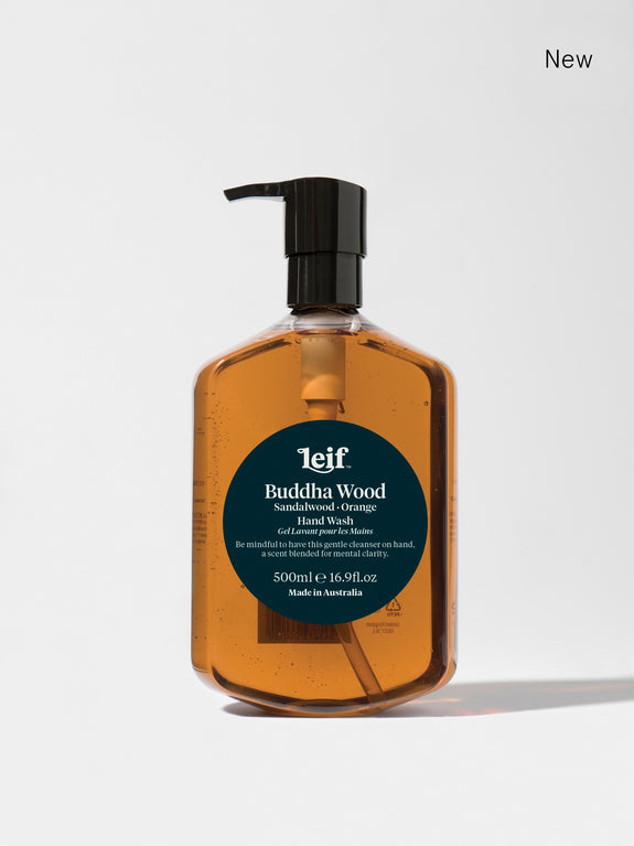 Leif - Buddha Wood Hand wash