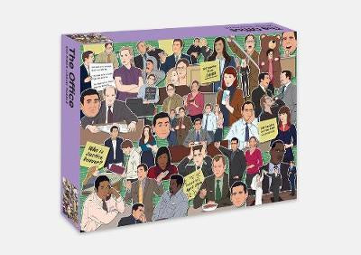 The Office: 500 Piece Jigsaw Puzzle