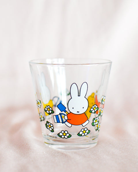 Miffy Garden Glass