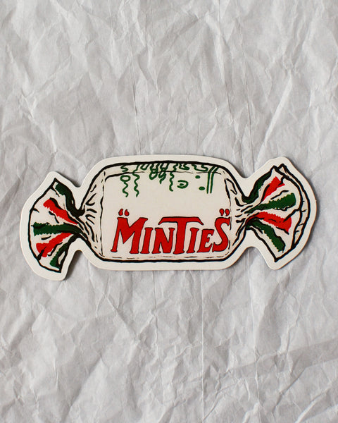 Billie Justice Thomson - Minties Magnet