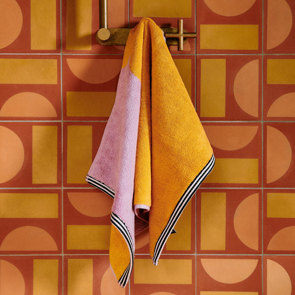 Castle and Things - Sherbet Hand Towel
