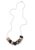 Emily Green - Coco 9 Bead Necklace
