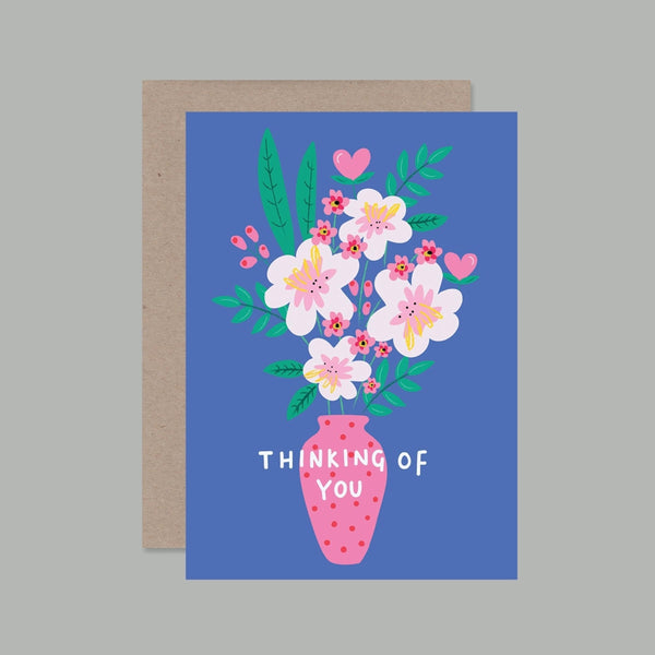 AHD greetings cards - Thinking of you